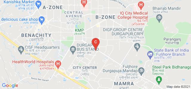 Michael Madhusudan Memorial College, Kabiguru Sarani, City Center, Durgapur, West Bengal, India