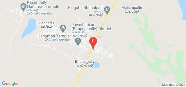 Sangamitra Degree & PG College, Jawahar Nagar, Subash Colony, Bhupalpally, Telangana, India