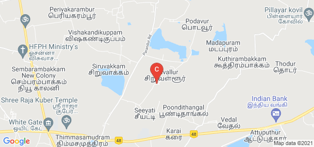 University College of Engineering, NH 4, Kancheepuram, Tamil Nadu, India