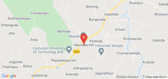 Centurion University Of Technology & Management, Paralakhemundi, Odisha, India