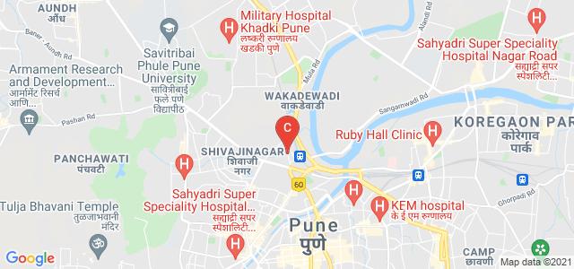 College of Engineering Pune, Wellesley Rd, Shivajinagar, Pune, Maharashtra, India