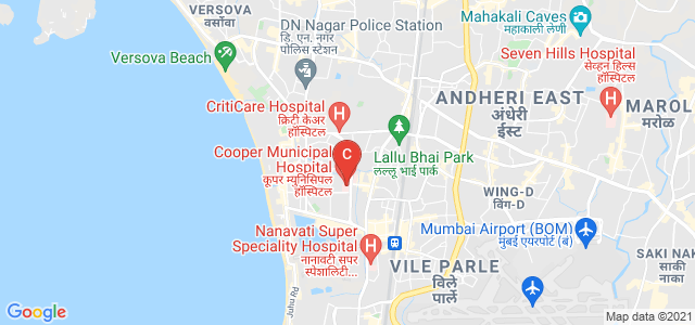 Mithibai College of Arts Chauhan Institute Of Science And Amrutben Jivanlal College Of Commerce And Economics, Navpada, Suvarna Nagar, Vile Parle West, Mumbai, Maharashtra, India