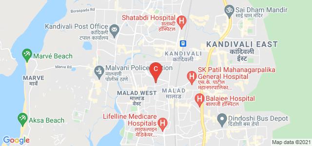 Shri M D Shah Mahila College of Arts and Commerce, Mahavir Nagar, Malad West, Mumbai, Maharashtra, India