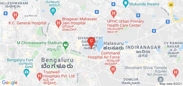 Hasanath College For Women, Dickenson Road, Hanumanthappa Layout, Ulsoor, Bangalore, Karnataka, India