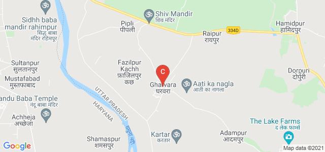 Pandit Laxmi Narayan Memorial Mahavidyalaya, Aligarh, Uttar Pradesh, India