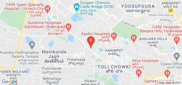 G Narayanamma Institute of Technology & Science for Women, Ambedkar Nagar, Film Nagar, Hyderabad, Telangana, India