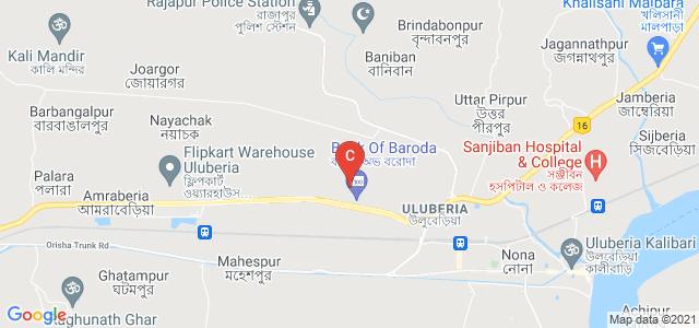 Calcutta Institute Of Pharmaceutical Technology & Allied Health Sciences, Banitabla, Uluberia, Howrah, West Bengal, India