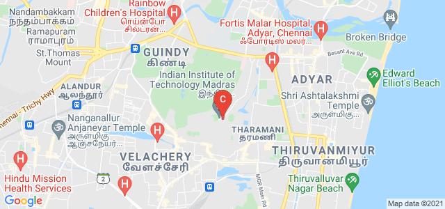 IIT Madras Department Of Management Studies, Delhi Avenue, Gajendra Circle, Indian Institute Of Technology, Chennai, Tamil Nadu, India