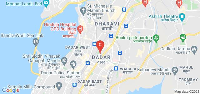 Ramnarain Ruia College Of Arts And Science, L. Nappo Road, Dadar East, Matunga, Mumbai, Maharashtra, India And Science, L. Nappo Road, Dadar East, Matunga, Mumbai, Maharashtra, India