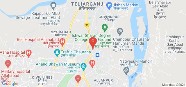 Allahabad University, Old Katra, Allahabad, Uttar Pradesh, India