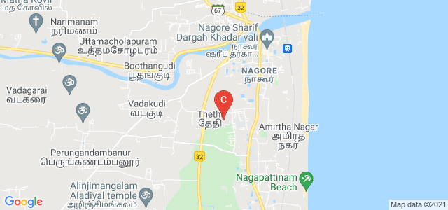 EGS Pillay Engineering College(Autonomous), Thethi, Nagapattinam, Tamil Nadu, India