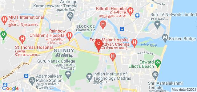 Alagappa College of Technology, Anna University, Guindy, Chennai, Tamil Nadu, India