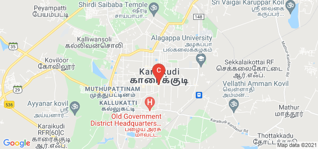 Alagappa Chettiar College of Engineering & Technology, Karaikudi, Tamil Nadu, India