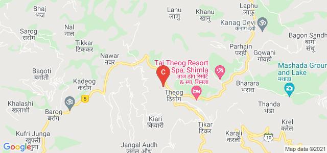 Government College Theog, NH 22, Theog, Himachal Pradesh, India