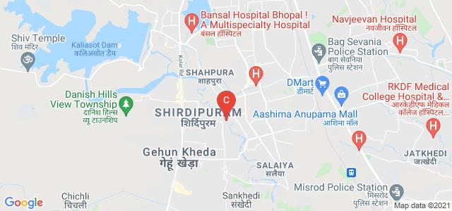 LNCT University, Kolar Rd, Sarvadharam C Sector, Shirdipuram, Sarvadharam, Bhopal, Madhya Pradesh, India