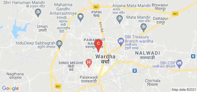 Lok Mahavidyalaya, Wardha, Bachelor Road, Old SBI Colony, Pratapnagar, Wardha, Maharashtra, India