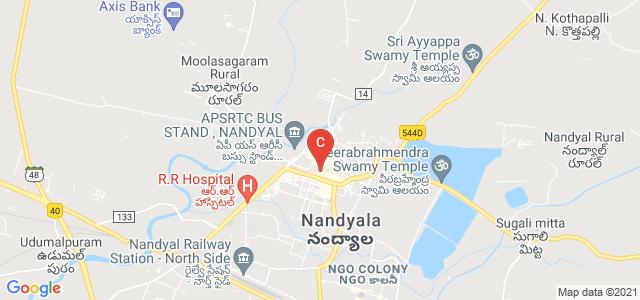 Sri RamaKrishna Degree college (Autonomous), Telugu Peta, Nandyal, Andhra Pradesh, India