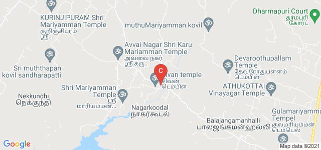 Sri Vijay Vidyalaya College of Arts and Science, Nallampalli Papparapatty Road (via) Nagarkoodal, Nagarkoodal, Tamil Nadu, India