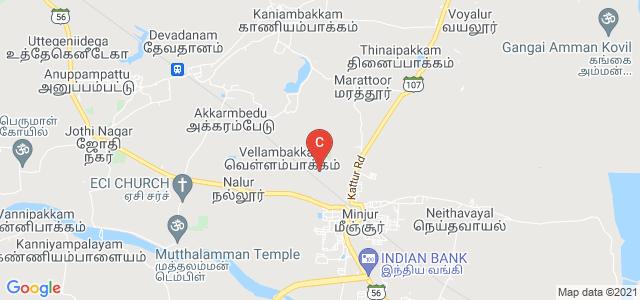 Shree Chandraprabhu Jain College, Minjur, Tamil Nadu, India