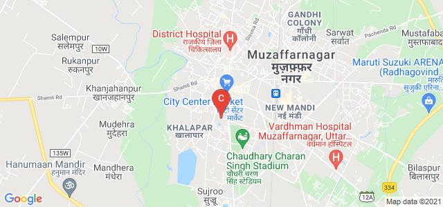 Jain Kanya Pathshala (PG) College, Adaao Wali Gali, Khalapar, Muzaffarnagar, Uttar Pradesh, India