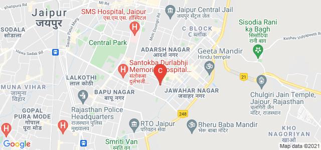 Lal Bahadur Shastri PG College, Tilak Nagar, Jaipur, Rajasthan, India