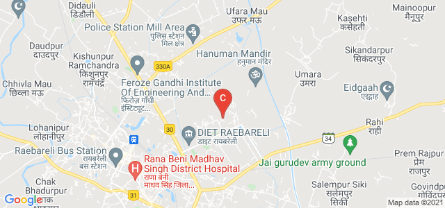 National Institute of Fashion Technology, Raebareli, ITI Colony Area, Doorbhash Nagar, Raebareli, Uttar Pradesh, India