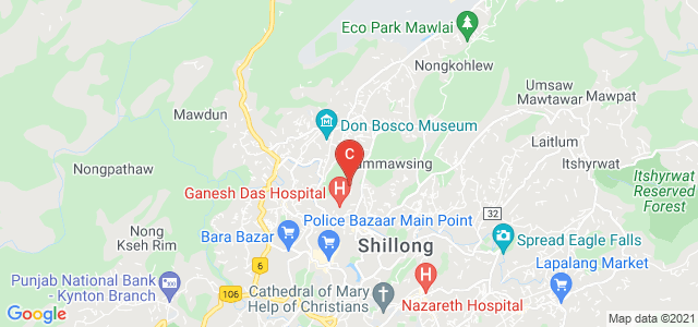 National Institute Of Fashion Technology, Shillong., Riatsamthiah, Shillong, Meghalaya, India
