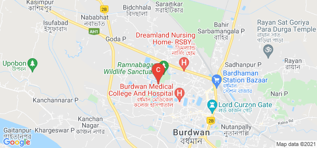 Bardhaman University, Burdwan, West Bengal 713104, India