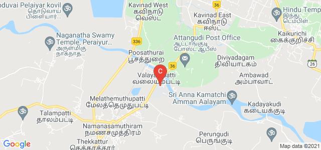 J.J College of Arts and Science, Pudukkottai, Tamil Nadu, India