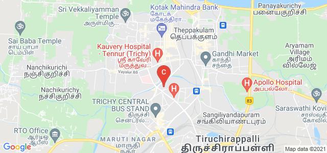 St.Joseph's College, Annamalai Nagar, Woraiyur, Tiruchirappalli, Tamil Nadu, India
