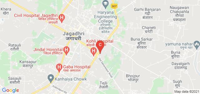 Maharaja Agarsen College, Bhagwangarh, Sector 35, Jagadhri, Haryana, India