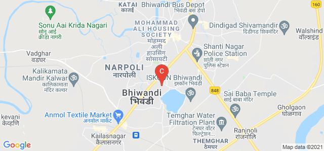 B.N.N. College, Bhiwandi, Dhamankar Naka, Kamatghar, Bhiwandi, Maharashtra, India