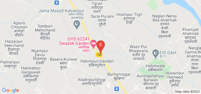 Dhampur Degree College, Dhampur, Hakimpurchandan, Uttar Pradesh, India
