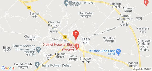 Shri Faiyaz Hussain P.G. College, Rewari Mohalla, Rewari Mohalla, Shanti Nagar, Etah, Uttar Pradesh, India