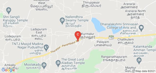 Barathidasan University Constitute College, Kurumbalur, Tamil Nadu, India