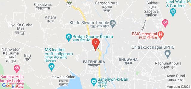 Vidya Bhawan Rural Institute, Fatehpura, Udaipur, Rajasthan, India