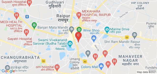 Kamala Devi Sangit Mahavidyalaya, Unnamed Road, Byron Bazar, Janta Colony, Raipur, Chhattisgarh, India