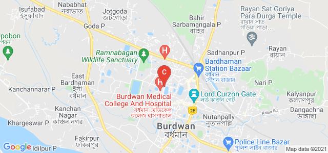 Burdwan Raj College, Bardhaman University, Burdwan, West Bengal, India