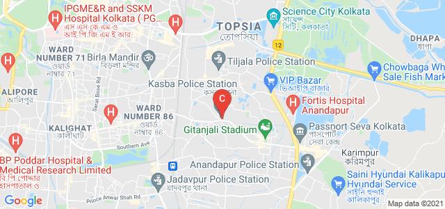 Naba Ballygunge Mahavidyalaya, Bosepukur, Kasba, Kolkata, West Bengal, India
