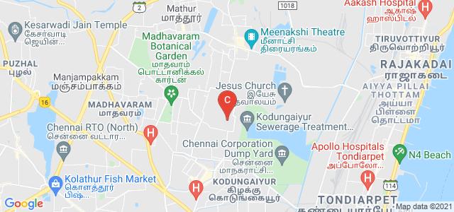 Thiruthangal Nadar Arts College, Aiswarya Nagar, Kaviarasu Kannadhasan Nagar, Selaivayal, Chennai, Tamil Nadu, India