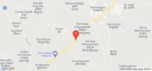 Adarsh Mahavidyalaya Hardua Nawabganj, Hardua Kifayatullah, Uttar Pradesh, India