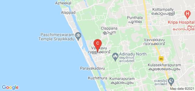 Amrita School of Engineering, Amrita University Main Road, Amritapuri, Vallikavu, Kerala, India