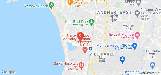 School of Design - NMIMS, Bhaktivedanta Swami Road, Navpada, JVPD Scheme, Vile Parle West, Mumbai, Maharashtra, India