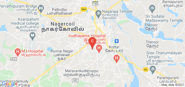 S.T.Hindu College, Melmidalam, Nagercoil, Tamil Nadu, India