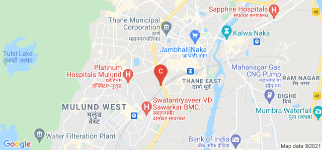 Satish Pradhan Dnyanasadhana College, Dharamveer Nagar, Thane, Maharashtra, India