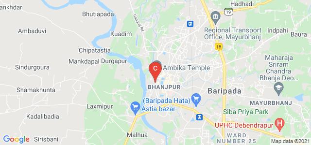 Government Women's College, Bhanjpur, Baripada, Odisha, India