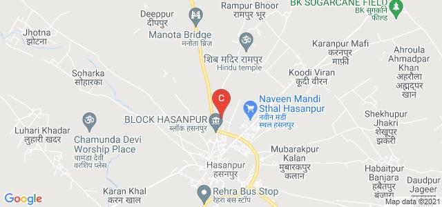 Jhamman Lal Pg College, Hasanpur, Uttar Pradesh, India