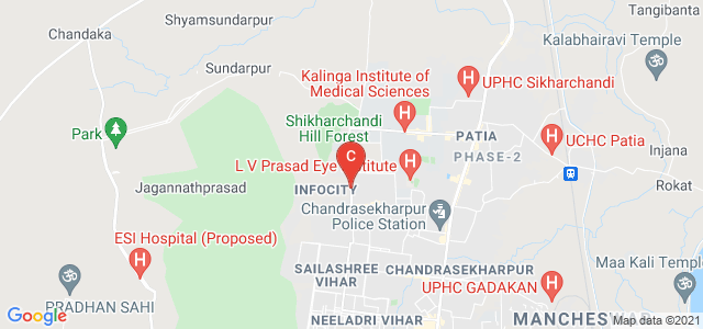 MITS School Of Biotechnology, Nirmala, Infocity Avenue, Infocity, Chandrasekharpur, Bhubaneswar, Odisha, India