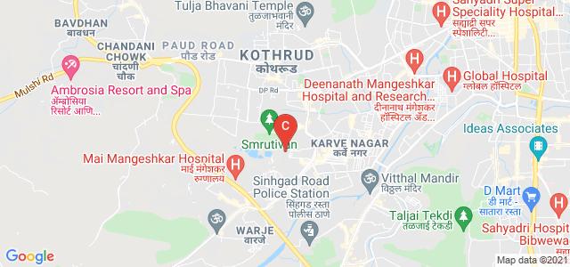 Marathwada Mitra Mandal's College of Engineering, Pune, Hingane Home Colony, Karve Nagar, Pune, Maharashtra, India