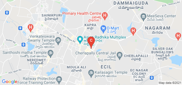 Sai-Sudhir Degree and PG College, ECIL Cross Roads, North Kamala Nagar, Kushaiguda, Hyderabad, Telangana, India